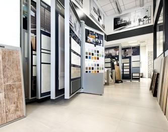 Ampia gamma di pavimenti e rivestimenti