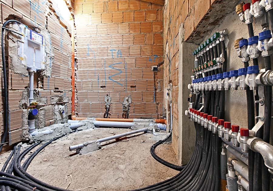 Impianti idraulici residenziali idraulico brescia - Condizionatore perde acqua dentro casa ...