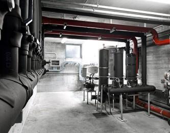 Impianto filtraggio acqua da pozzo