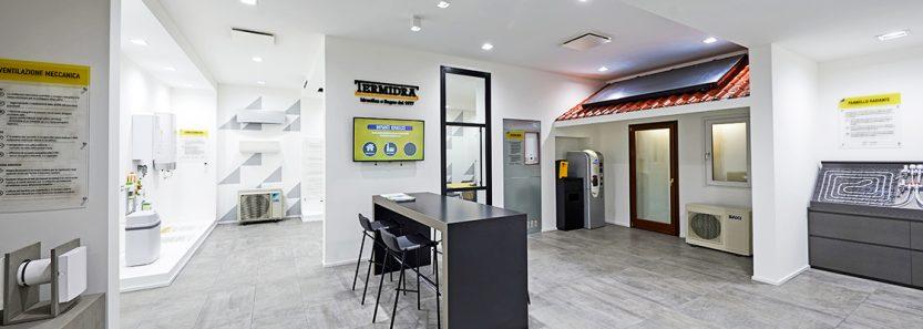 Novità 2018 – Nuovo showroom dedicato all'idraulica e al risparmio energetico